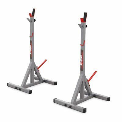 squat racks stands heavy duty bench press barbell k sport power racks uk stock 5907618100113 ebay