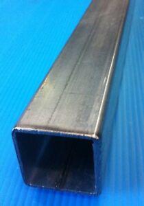 details sur tube carre acier galvanise 40x40 epaisseur 2mm longueur 3 m