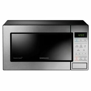 details about new samsung me83m b3 23l 800w microwave oven