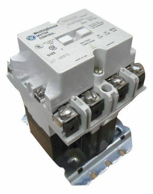 cutler hammer 30a lighting contactor a202k1dam