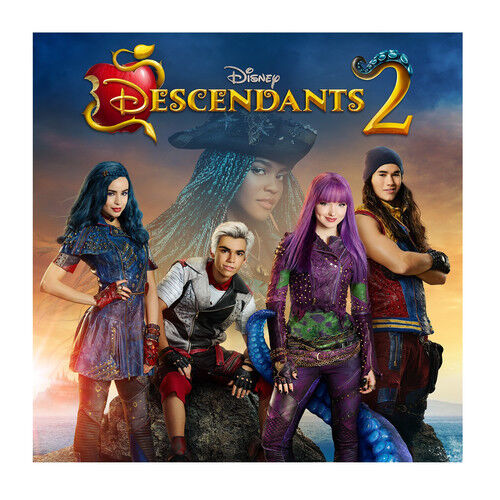 2 Disney There Be Going Descendants