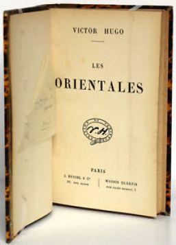 Victor hugo les orientales. edition hetzel-quantin ne varietur undated/poesie   eBay