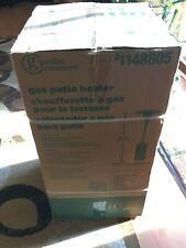 garden treasures outdoor gas patio heater 48 000 btu