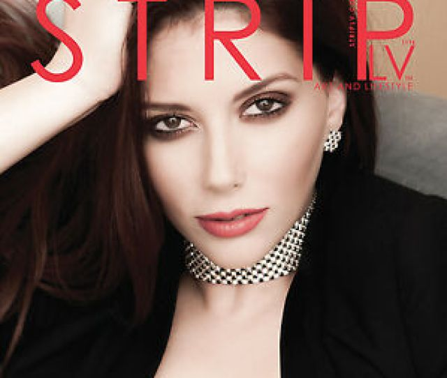 Image Is Loading Striplv Issue 1116 With Ashlyn Molloy Criss Angel