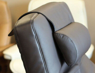 pc 085 pc 086 perfect chair neck head lumbar support pillow human touch espresso ebay
