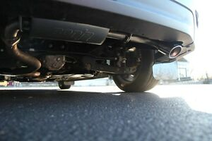 details about borla stainless axle back exhaust system fits 2013 impreza xv crosstrek