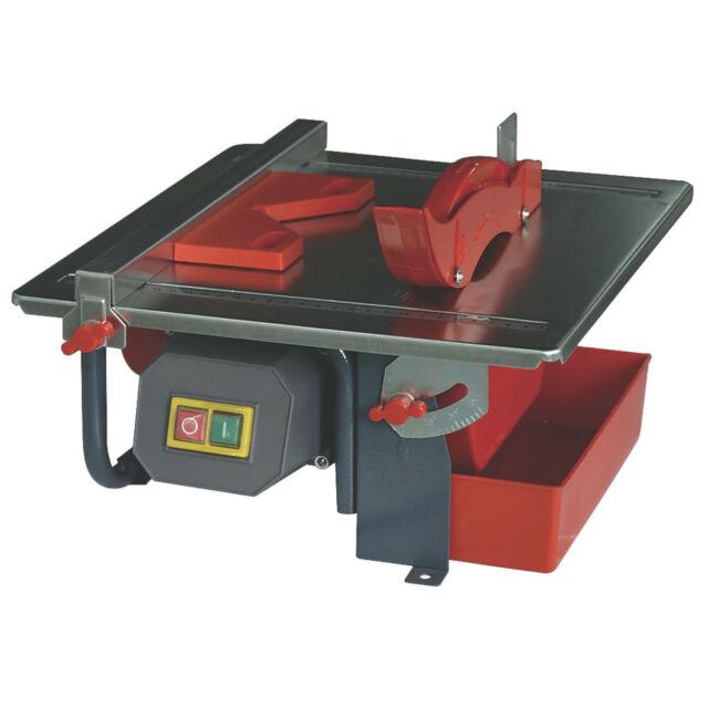 t mech 600w electric wet tile cutter saw