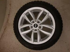 4 Pirelli Winterreifen Mini 205 55 R17 Mit Alufelgen Und Notlaufeigenschaften Ebay