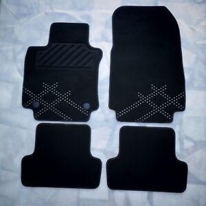 details sur renault clio 4 clio iv jeu de tapis de sol d origine renault