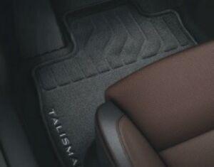 details zu 4 tapis de sol textile premium renault talisman original 8201599663