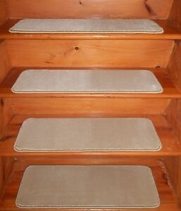 13 Step 9 X 30 Landing 26 X 30 Stair Treads Staircase | Carpet Landing Wooden Stairs | Patterned | Builder Grade | Light Wood | Red Oak Wood | Hardwood