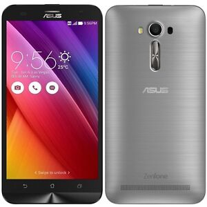 "ASUS ZenFone 2 Laser ZE550KL Silver (Factory Unlocked) 16GB , 5.5"" , 13MP"