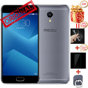 "Original Meizu M5 Note 5.5"" 3GB MTK Helio P10 Flyme 5.2 13MP 4G LTE Mobile Phone"
