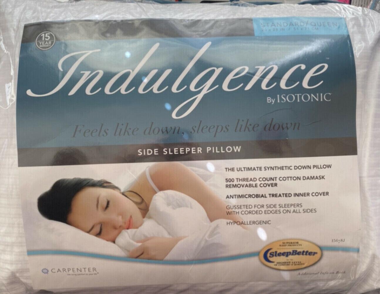 sleep better carpenter pillow