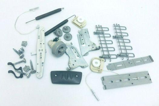 s l1600 - Appliance Repair Parts ELectrolux Dishwasher Model EDW5505ESS0 Miscelaneous Parts Lot
