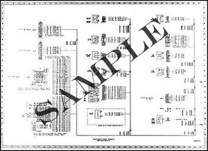 1987 GMC Brigadier Wiring Diagram Original Heavy Truck Electrical Schematic OEM   eBay