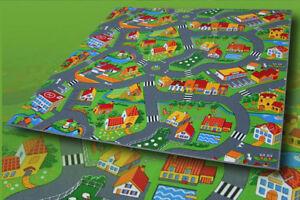 details sur routes tapis jeu tapis ferme 200x200 cm afficher le titre d origine