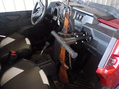 gun rack for polaris rzr