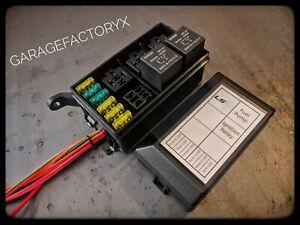 Ls Swap Relay Amp Fuse Box Block Kit Standalone Harness Ls1