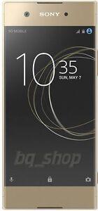 Sony Xperia XA1 G3116 Gold 32GB 5'' 23MP 3GB RAM Android Phone By FedEx