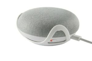 details sur support mural google home mini fixation enceinte musique attache fr