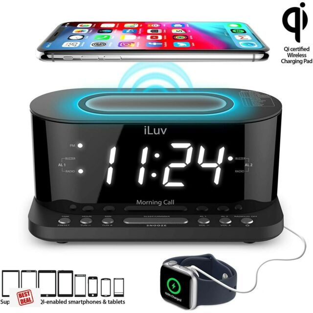Pure Siesta Rise Dab Alarm Clock