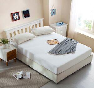 Image Is Loading Ultimate Queen Bed Waterproof Mattress Protector Hypoallergenic Cotton