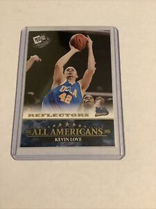 Kevin Love 2008 Press Pass All American REFLECTORS Rookie ...
