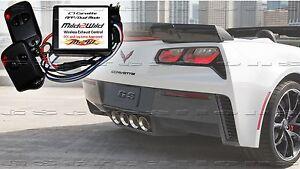 details zu c7 corvette mild2wild npp wireless exhaust switch grand sport z06 aftermarket