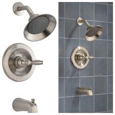 shower faucet 0071412 brushed nickel