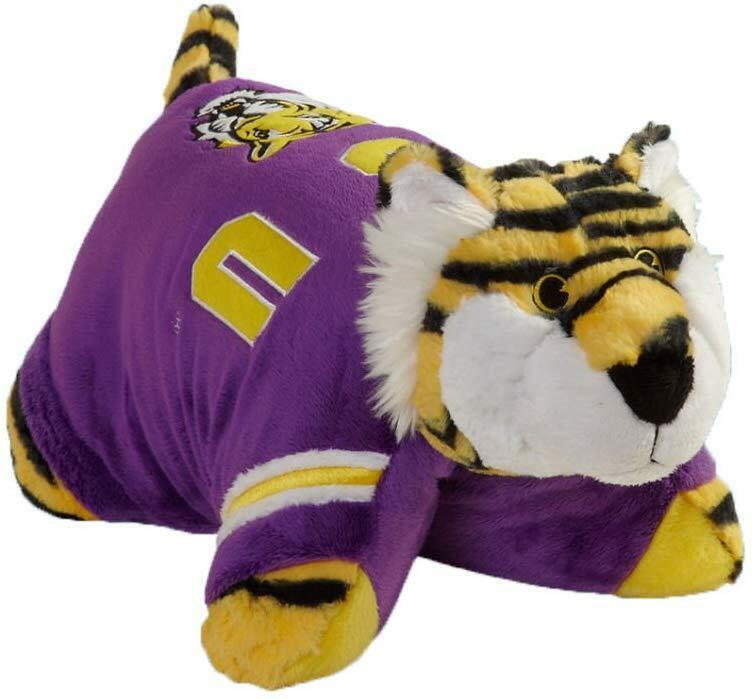 collegiate pillow pets ncaa plush pillow stuffed animal