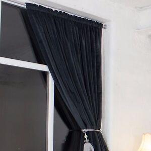 Gray Velvet Curtains Charcoal Crushed Dark Grey Uk Rugs Traditional Blackout Charming World Market