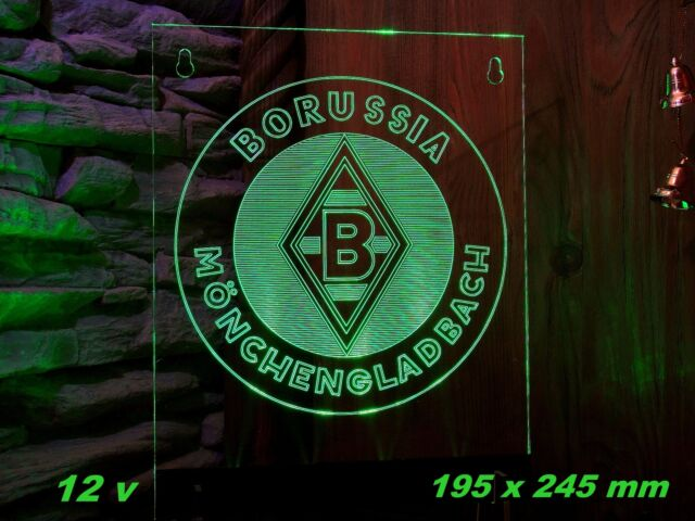 borussia monchengladbach led panel video