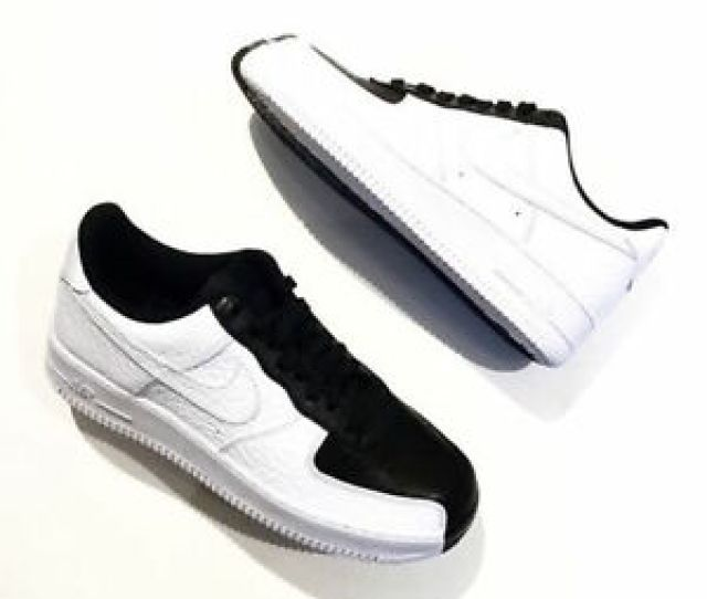Image Is Loading Nike Air Force  Premium Qs