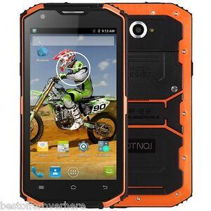 "Unlocked DTNO.I X3 5.5"" 4G Phablet Android MTK6735 Quad Core 2-SIM 2GB+16GB IP68"