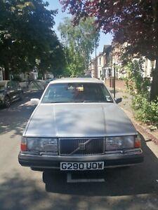 Volvo 760 Estate GLE 2849CC Petrol Auto 1989