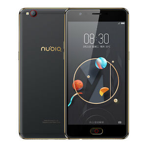 "Original Nubia M2 Lite 4G MT6750 Octa Core 5.5"" 16MP+13MP 3+64GB UI 4.0 Touch ID"