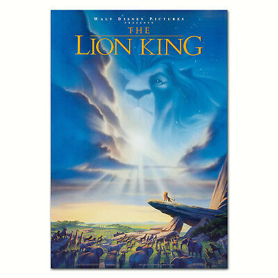 the lion king poster high quality