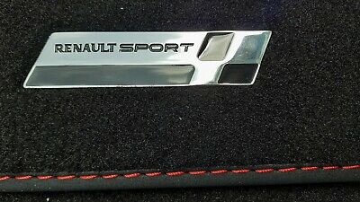fussmatten renault clio 4 iv rs 3 5p ph 1 2 8201657950 sport neu original ebay