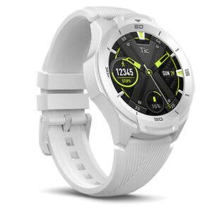 Ticwatch S2, Waterproof Smartwatch Sport Outdoor Heart Rate Tracker Android iOS