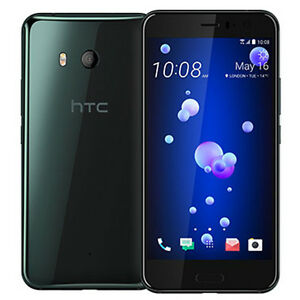 HTC U11 Dual 128GB 4G LTE Brilliant Black
