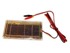 6V 6 Volt Solar Panel Battery Charger Hunting Trail Camera Deer Game Feeder SLA | eBay