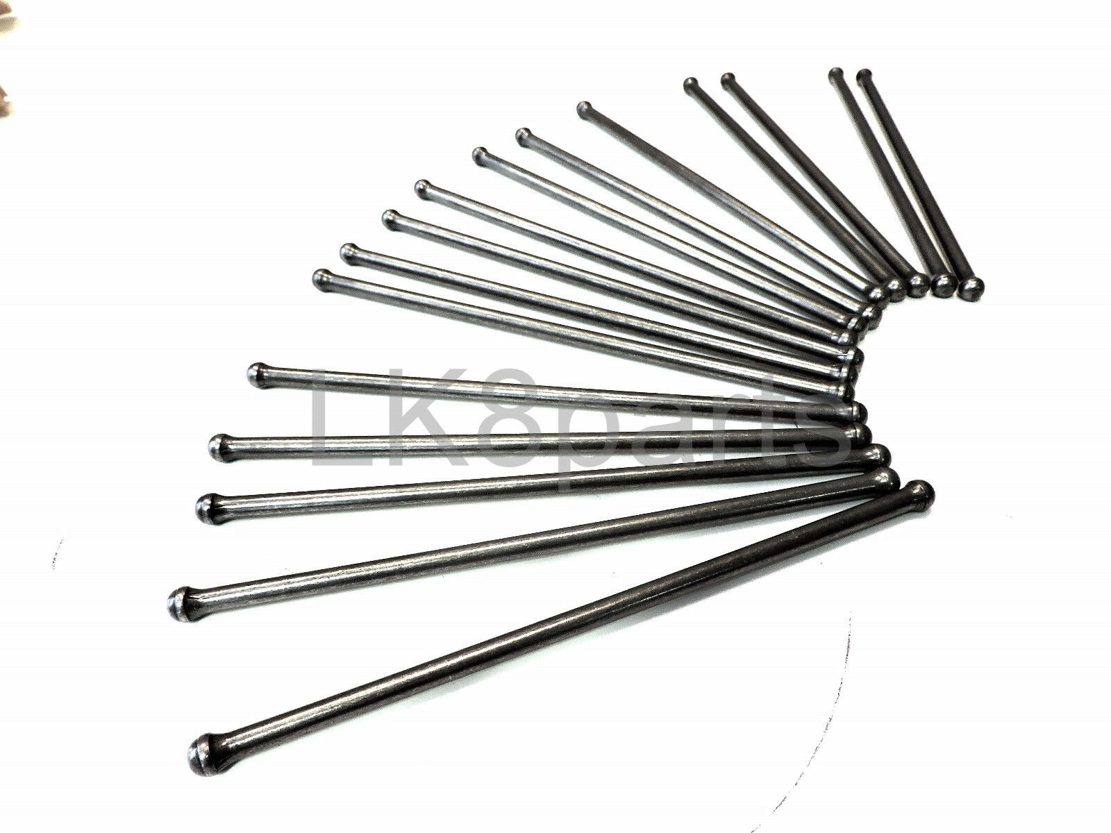 Land Rover Rover Classic Discovery Defender P38 Engine Push Rod Set X16