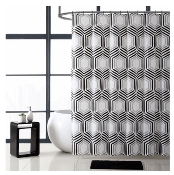 vcny home 14 piece bathroom set college dorm shower curtain hooks rug