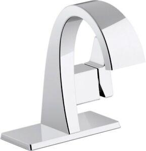 details about kohler katun single handle bathroom sink faucet