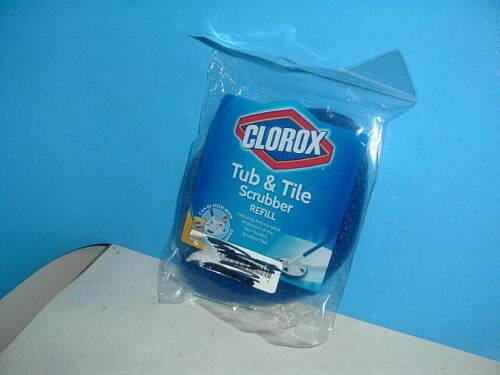 clorox tub and tile scrubber refill