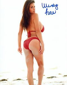 Image Is Loading Wendy Fiore American Glamour Model Signed Photo 40
