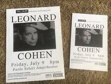 leonard cohen 1972 german a1 concert