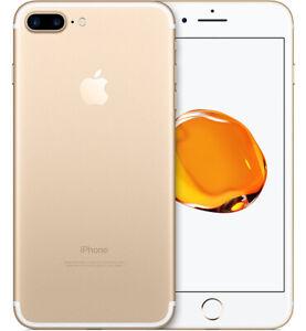 Neuf Apple Iphone 7 Plus 32 Go Dore Debloque Smartphone Unlocked Telephone Ebay
