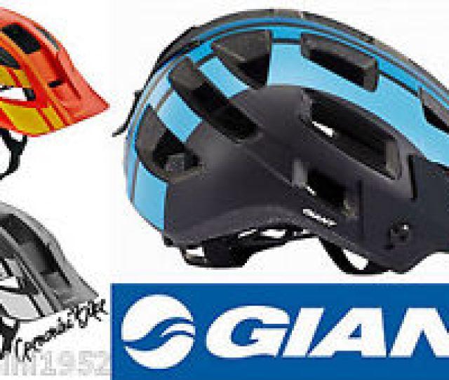 Image Is Loading Giant Bike Helmet Mtb Helmet Bike Rail Mountain